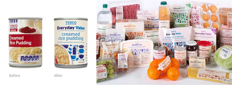 tesco positioning strategy With over 3,400 stores nationwide you're sure to find a tesco near you or why not try our online grocery shopping and delivery service open 7 days a week earn clubcard points when you shop.