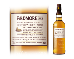Ardmore Packaging Design Label