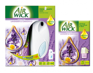 Airwick Packaging Design thumbnail