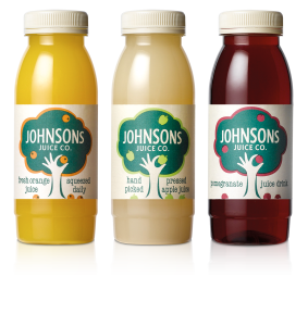 Johnsons Juice Range