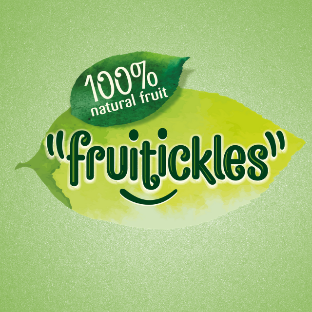 Fruitickles brand identity