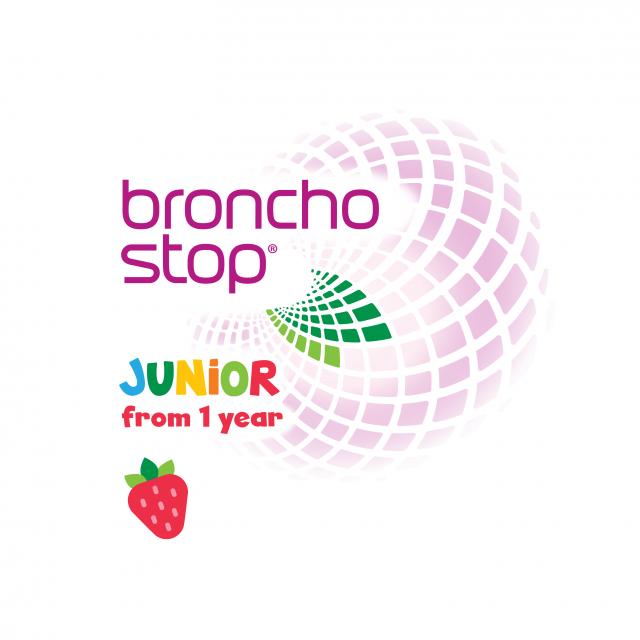 Broncostop brand design
