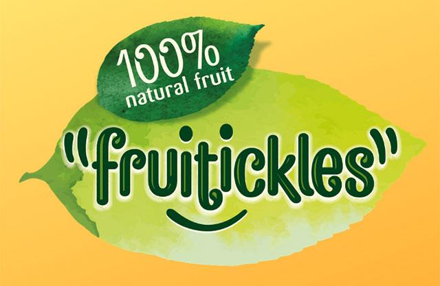 fruitickles brand design