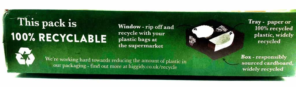 recyclable eco friendly packaging