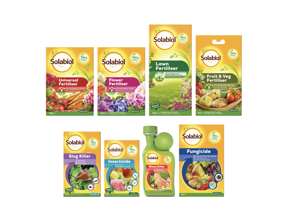 Solabiol packaging