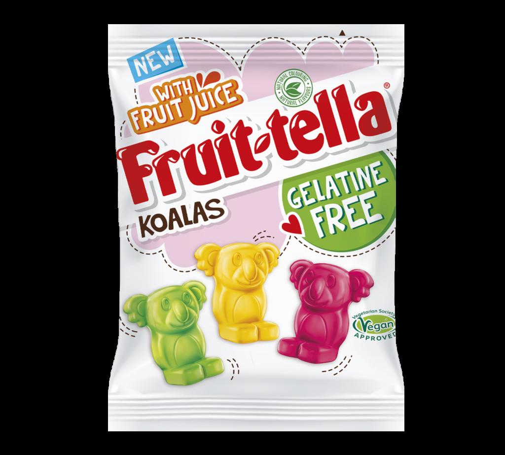 Fruit-tella koalas